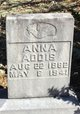 Profile photo:  Anna Addis