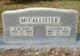 """Profile photo:  A. M. """"Tud"""" McCallister"""