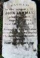 Profile photo:  John Lowman