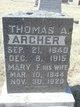 Thomas A. Archer