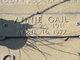 Annie Gail <I>Culbreath</I> Adams
