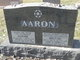 Fannie Burman Aaron