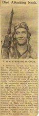 SSGT Everett Morrison Odom