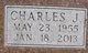 "Profile photo:  Charles J ""Chiller Charlie"" Brockmeyer"