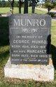 Profile photo:  George Munro