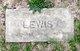 Billie Sue Lewis