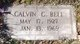 Calvin Collidge Bell