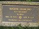 "Profile photo: Sgt Eugene T. ""Gene"" Diamond"