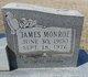 Profile photo:  James Monroe Bailey