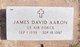 James David Aaron