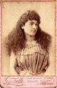 """Profile photo:  Alma Lilian Ernestine """"Lilly"""" <I>Schieblich</I> Anderson"""