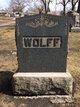 Hulda F. <I>Wolff</I> Pelke