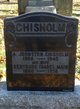 Profile photo:  A Johnston Chisholm
