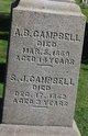 Profile photo:  A B Campbell