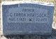 George Frank Hartsock