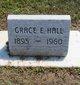 Grace Esther <I>Wescott</I> Hall
