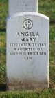 Profile photo:  Angela Mary Ericksen