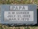 "Henry Williamson ""Papa"" Gurner"