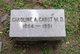 Caroline Amanda <I>Whittier</I> Cabot