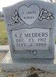 Profile photo:  A Z Medders