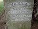 Mary Ann <I>Borror</I> Ratliff