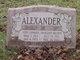 Profile photo:  John Edward Alexander Sr.