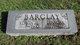 Lenora Dragoo <I>Brown</I> Barclay