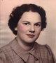 "Profile photo:  Alta ""Peggy"" <I>Solomon</I> Hays"