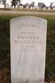 Amanda <I>Bourgeois</I> May