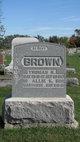 Allie K. Brown