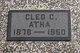 Profile photo:  Cleo Cell Atha