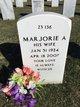 Marjorie Alice <I>Anderson</I> Sundeen