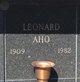 Leonard Aho