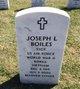 "Profile photo:  Joseph Lavaugh ""JL"" Boiles"