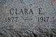 Profile photo:  Clara Eleanor <I>Benjamin</I> Allen