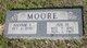 Nannie Lois <I>Blackmon</I> Moore