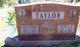 Edna Irene <I>Moore</I> Taylor