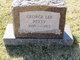 Profile photo:  George Lee Petty
