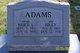 Billy Lafayette Adams