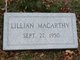 Lillian MacArthy