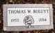 Thomas William Boluyt