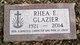 Rhea E. Glazier