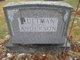 Profile photo:  Augusta <I>Bisberg</I> Anderson