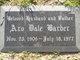 Aro Dale Barber