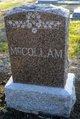 Profile photo:  Alma Mae McCollam