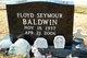 Floyd Seymour Baldwin