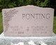 Olive G <I>Gent</I> Ponting
