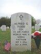 Profile photo:  Alfred Grady Todd