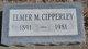 Profile photo:  Elmer Maurice Cipperley