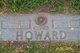 Ada Ellen <I>Carter</I> Howard